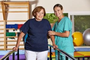 פיזיותרפיה לטיפול במחלות גיל הזהב